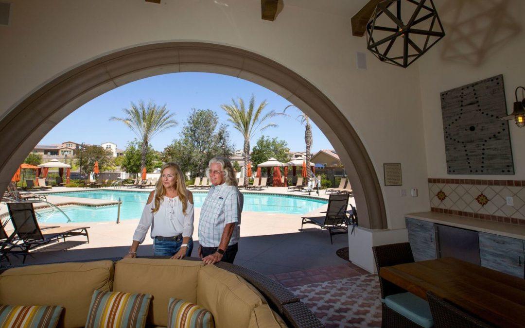 A new generation of senior housing is making 'elderly islands' obsolete
